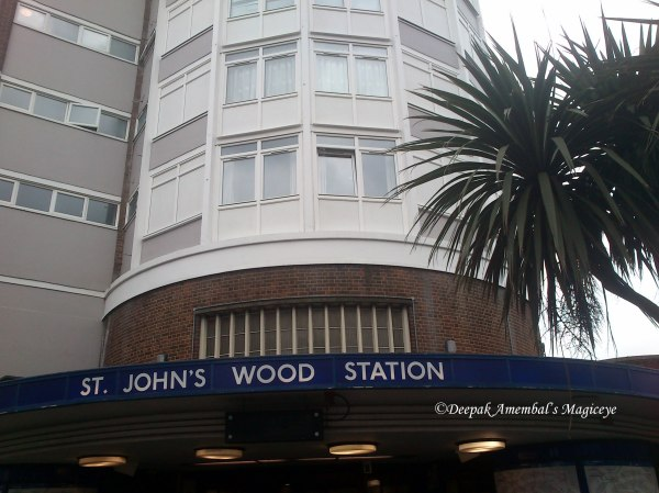 St. Johns Wood Station