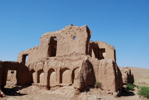 old village kaskak rafifar