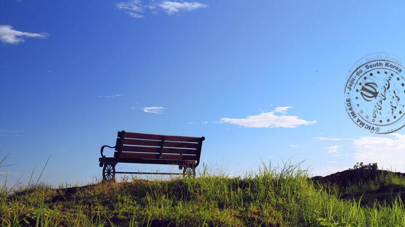 jeju korea landscape sunrise blue davenport