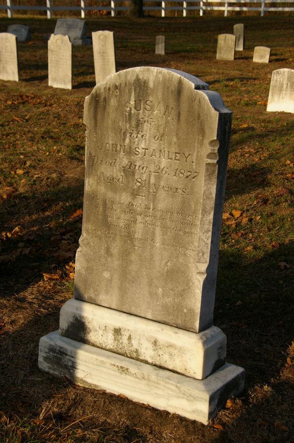 Gravestones 5