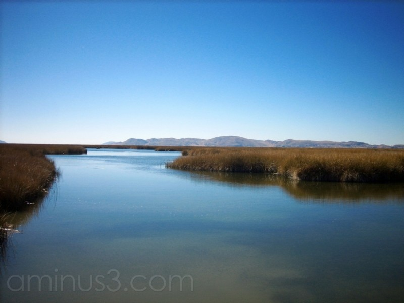 shhhttt,... Lake Titicaca (Peru)