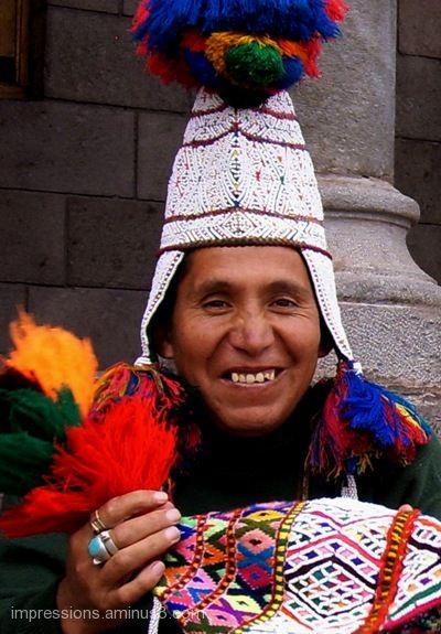 A colorful personality! (Cusco-Peru)