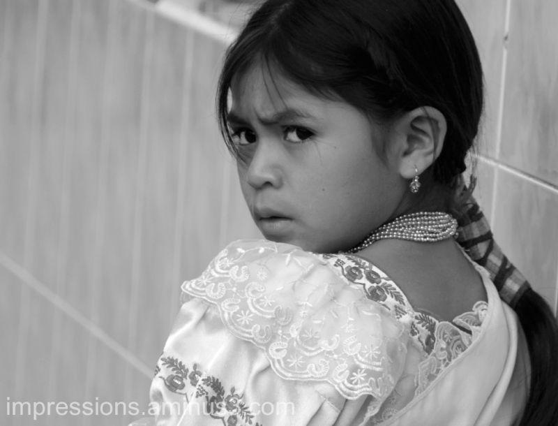 Niña Otavaleña.