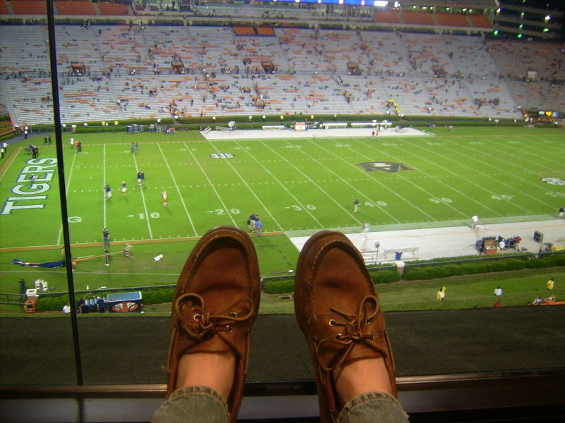 Auburn's loss to Arkansas :(