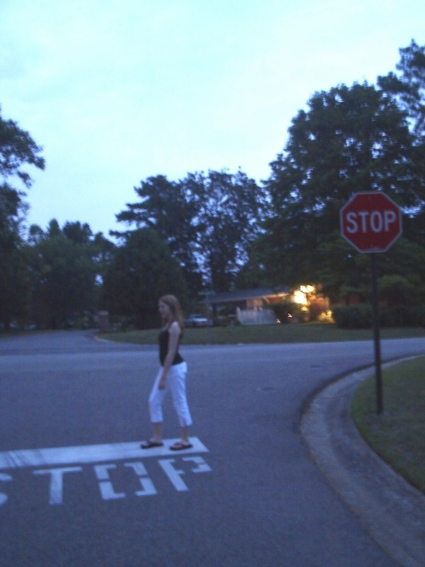 Emma Walking