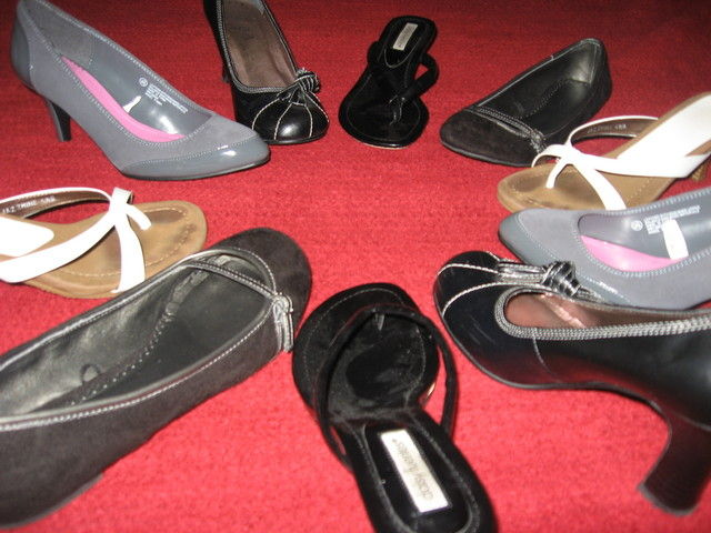 The Great Debate: What Shoes to Wear?