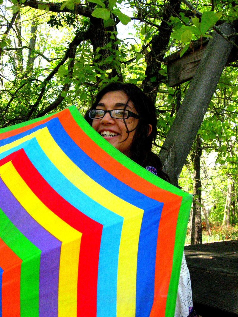Rainbow, oh my!