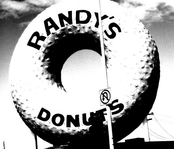 randy's donuts is my favorite