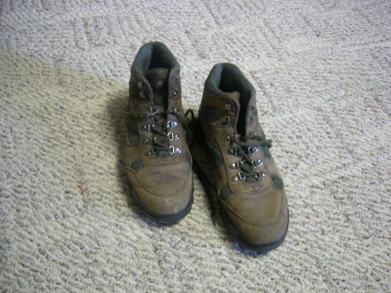 Another pair of boots