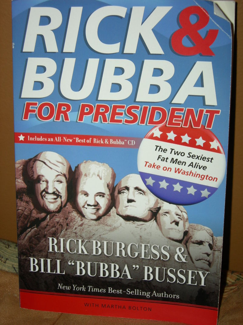 My favorite things: Rick and Bubba