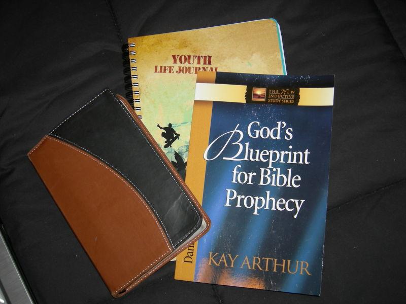 My favorite things: my bible study