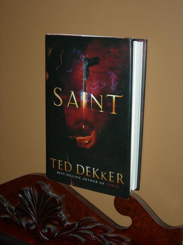 My favorite things: reading Ted Dekker
