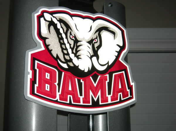 My favorite things: Alabama rules