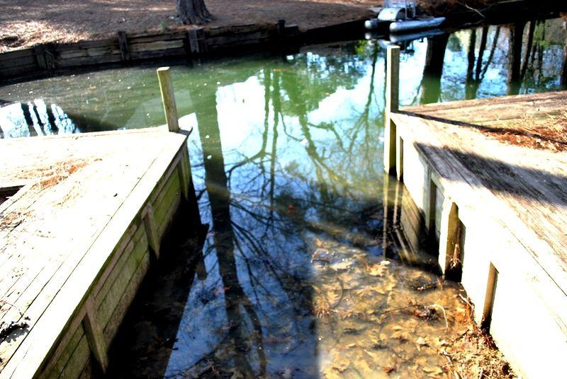 My Favorite Thing: Boat Docks.