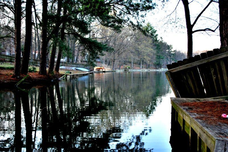 My Favorite Thing: Lakes.