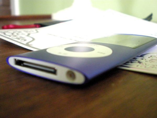 My Favorite Thing: Ipods.