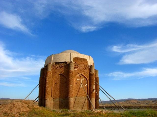 Kharghan tower