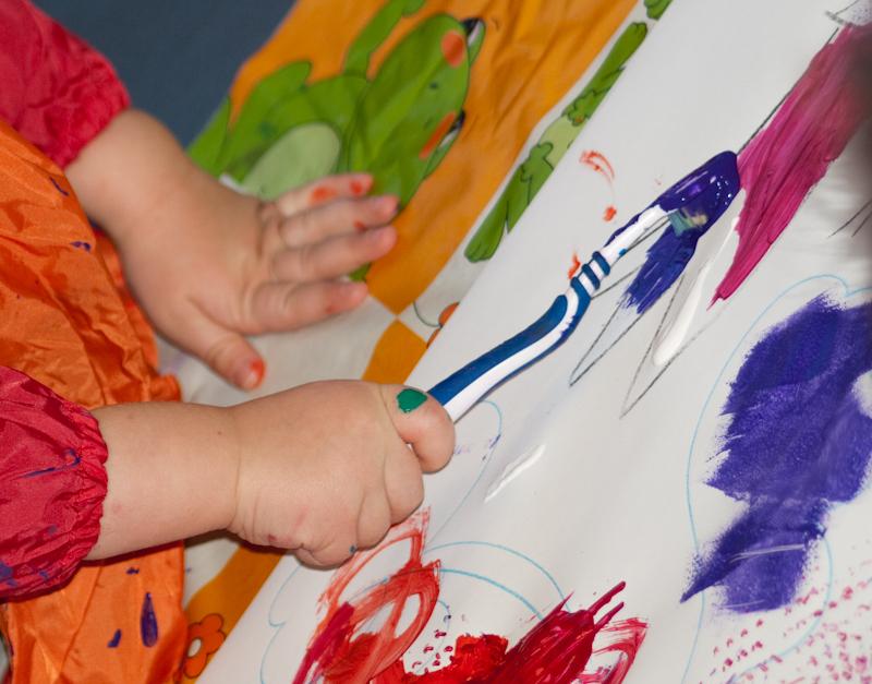 Quand je serai grand, je serai .... peintre !