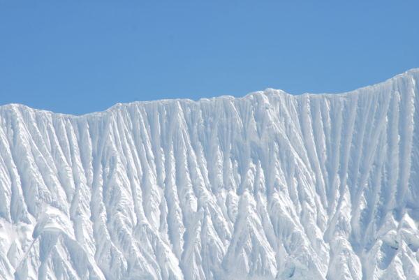 Blue 'N' White - Ama Dablam Glacier