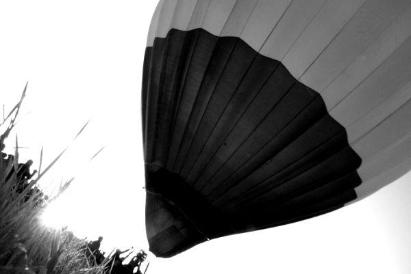 Ballooning in Ełk