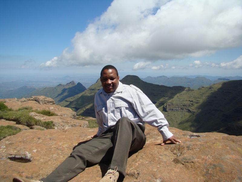 Mountain to view the World's Kingdoms