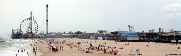 Seaside New Jersey ~ Summer 2008