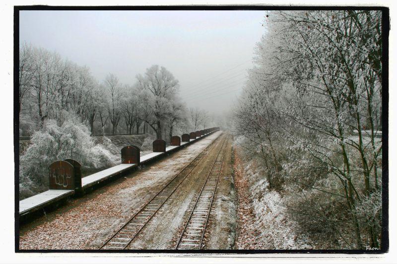 Freight train ...