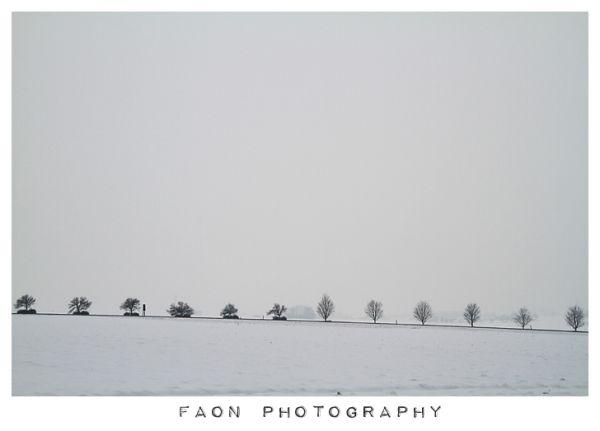 Last winter ...