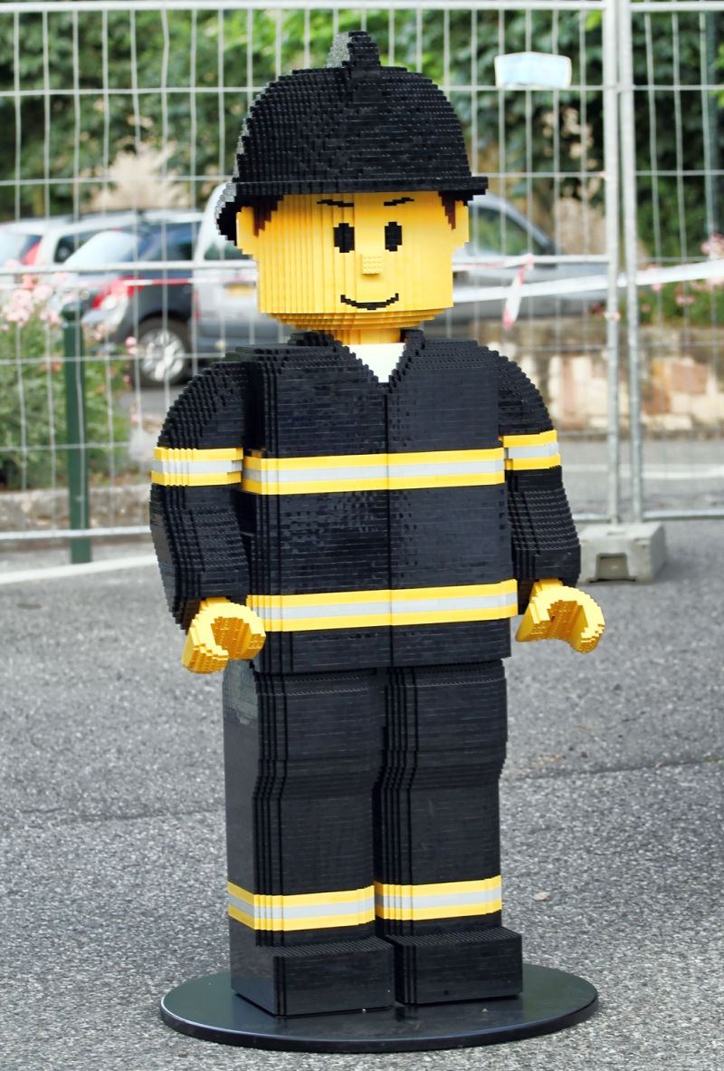 Fireman ...