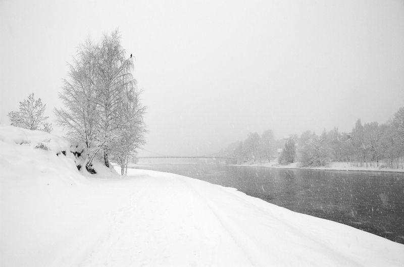 kongsberg by snow III