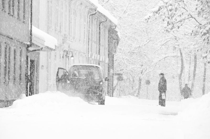 kongsberg by snow II