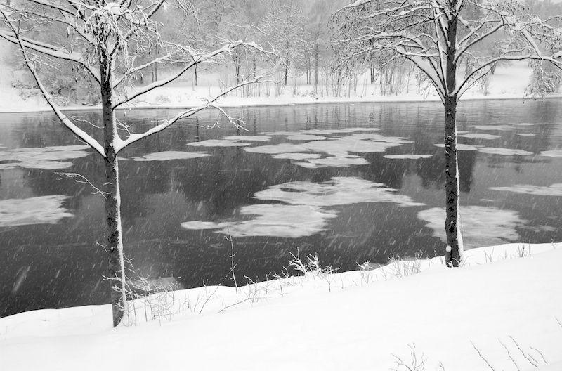 kongsberg by snow VI