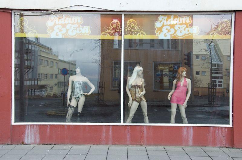 reykjavík - adam & eva