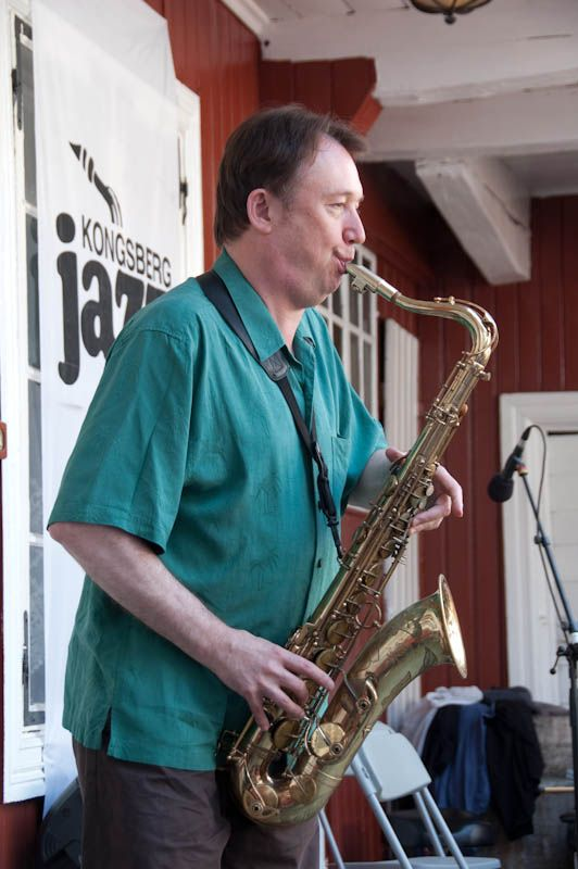 kongsberg jazzfestival VIII