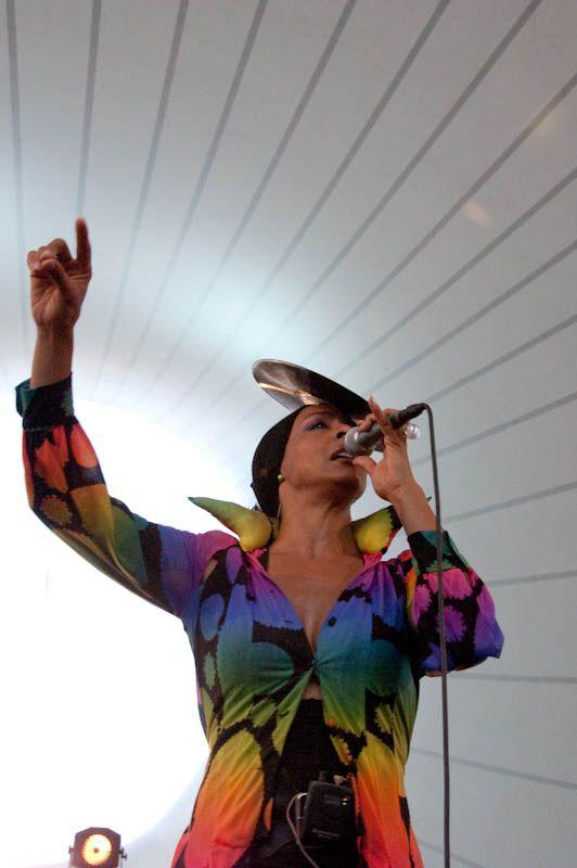 kongsberg jazzfestival 2009 - zap mama - 3