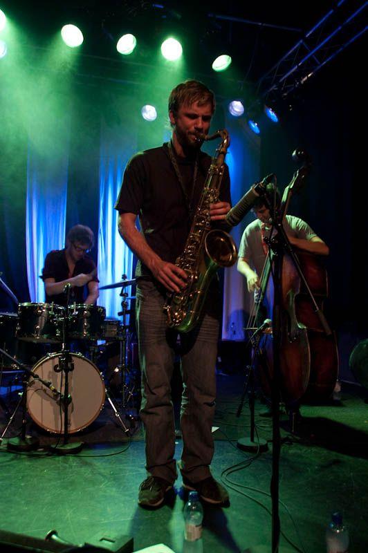 kongsberg jazz 2009 - supersonic rocketship