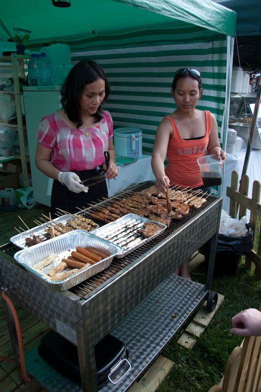 kongsberg jazzfestival 2009 - food