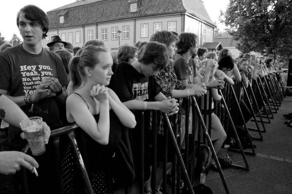 kongsberg jazz 2009 - kaizers orchestra