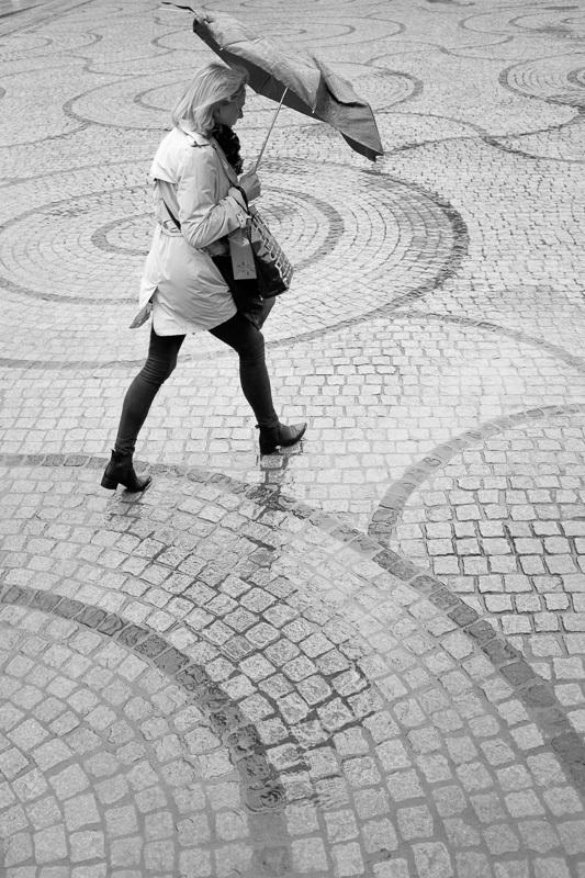 A Rainy Day in Oslo - V