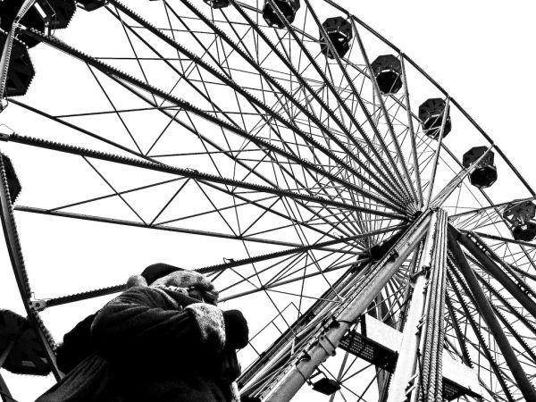 Santa's Big Wheel