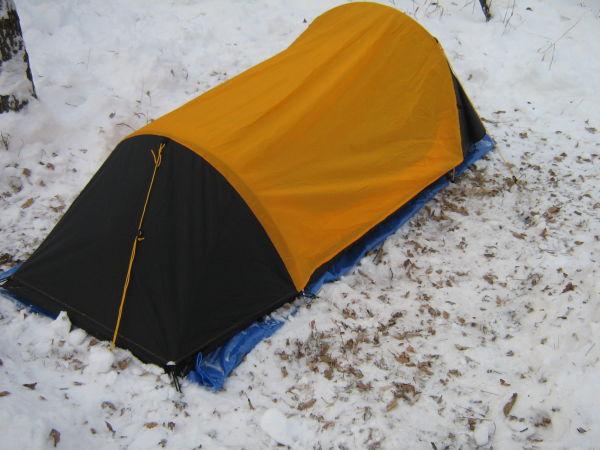 A tent?