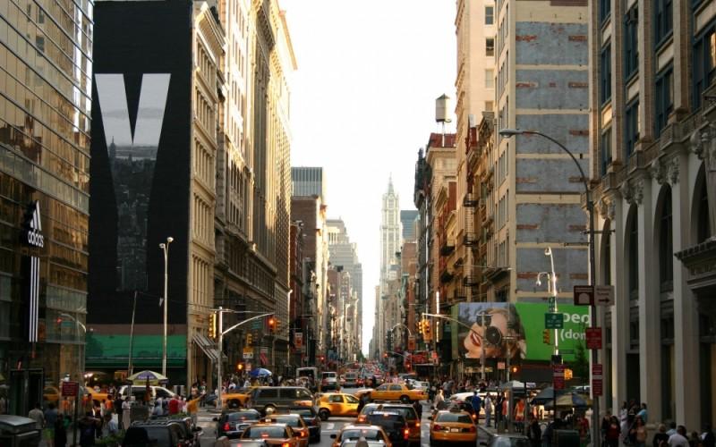 Newyork Streets