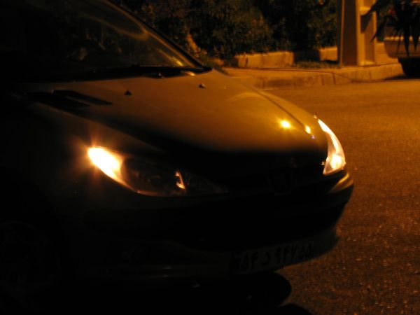 My Car in the Dark