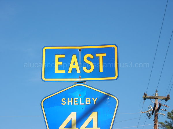 e for east
