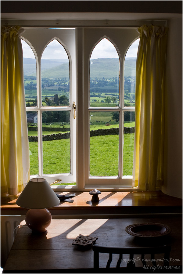 Cumbrian Cottage View