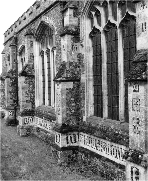St Mary, Stratford St Mary
