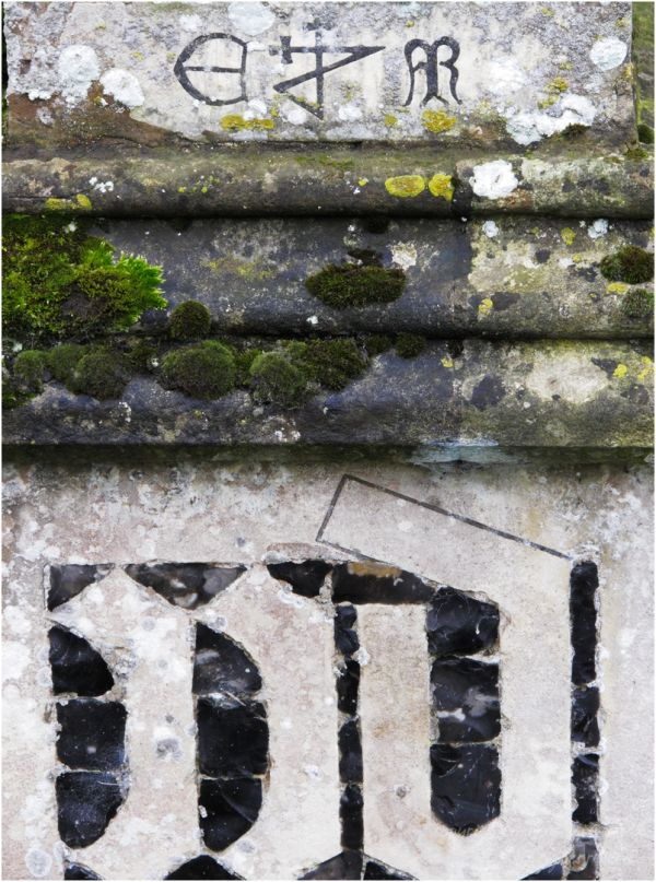St Mary Detail