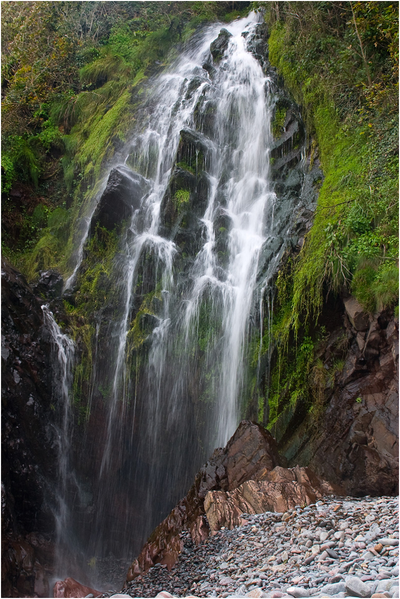 Natural Cascade