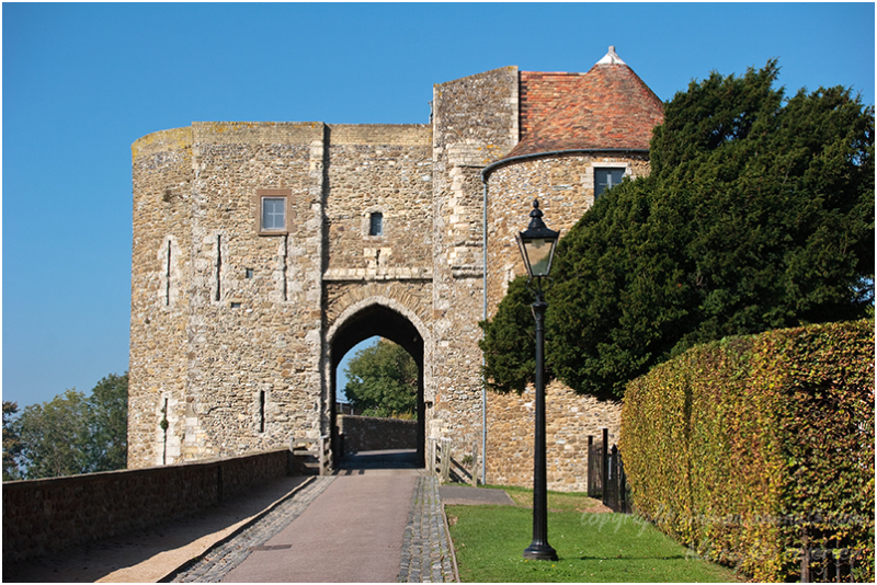 Dover Castle Gatehouse