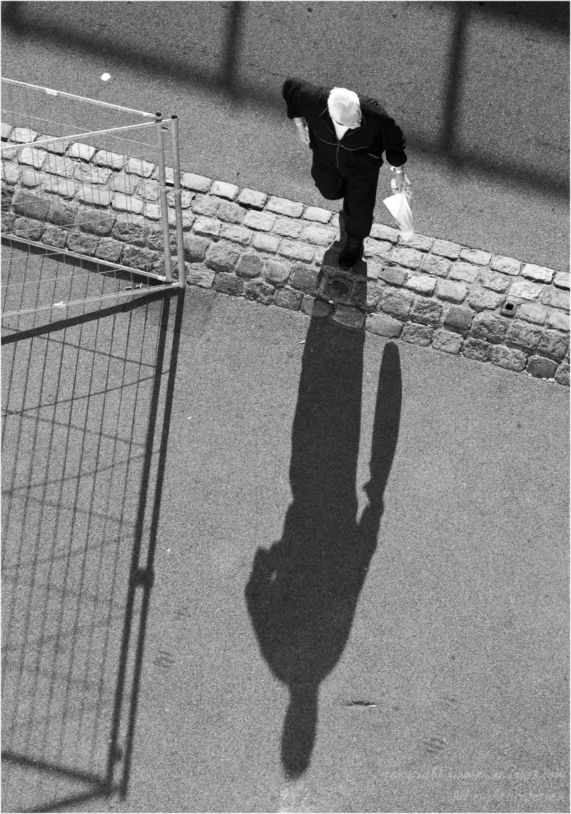 Hard and soft shadows